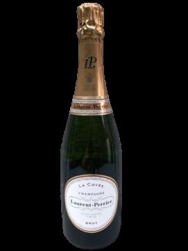 Laurent-Perrier__Champagne__La_cu_veé_brut__mouserende_wijn__wit