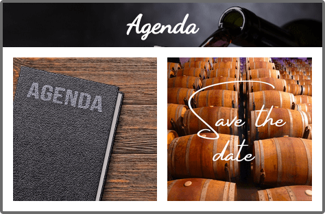 Wereldwijnen agenda